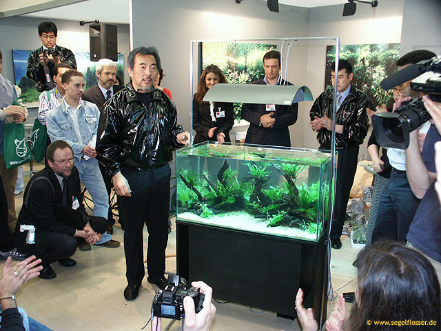 Some Interesting Articles And Photos (links) Aquascaping, Amano, More...    Aquascaping   Aquatic Plant Central